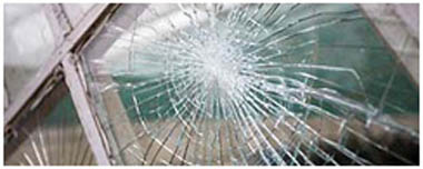 Beckton Smashed Glass